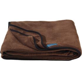 Cocoon Fleece Blanket, brun